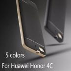 Роскошный Гибридный телефон чехол Для Huawei Honor 4C Высокое качество рамка ПК   Кремния Защитная крышка для Huawei honor 4 С shell