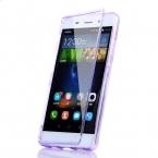 Ультра-тонкий Для Huawei P8 Lite Case Высокое Качество 100 percent  Прозрачный материал Флип ТПУ Задняя Крышка Для Huawei P8 Lite Телефон случаях