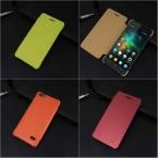 Мода официальный Книга Простой ИСКУССТВЕННАЯ Кожа Флип случай кожного Покрова Для Huawei Honor 4C с стилус