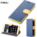 Huawei P8 облегченная чехол, Роскошный кошелек стенд кожи сальто назад для Huawei Ascend P8 облегченная телефон сумки и чехол