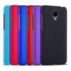 """новый нескольких цветов роскошные прорезиненные матовый пластик твердый переплет чехол для Meizu м2 мини Meilan 2 5.0 """" сотовый телефон покрытия чехол"""