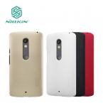 Nillkin матовый экран чехол для Motorola MOTO X играть XT1561 XT1562 5.5 телефон чехол твердый переплет с защитой экрана