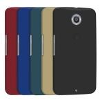 мода кожи жесткий чехол для Moto Google Nexus 6 чехол оболочки тонкой жесткий чехол для Moto Google Nexus6 XT1100 XT1103 телефон чехол