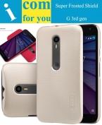 Nillkin чехол, бампер для Motorola Moto G3 gen Gen 3 Super Frosted Shield вместе с пленкой для экрана