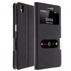 Натуральная кожа стенд чехол для Oppo R7S роскошный телефон мешки откидная крышка