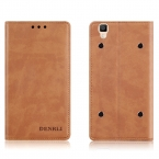 Превосходное качество из натуральной кожи чехол для Oppo R7S телефон покрытия