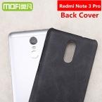 Xiaomi Redmi Note 3 Pro случае MOFi Xiomi Редми Примечание случае крышка snapdragon 650 задняя крышка 16 ГБ 32 ГБ телефон случаях coque жилья 5.5