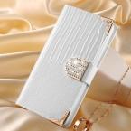 S50h шику бумажник PU кожаный чехол для SONY Xperia м2 S50h D2303 D2305 D2306 Experia две Sim карты D2302 M2 аква телефон сумка откидная крышка