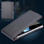 Z2 Корейский Подлинная Кожаный Чехол Для Sony Xperia Z2 Магнитный Чип Flip Vertical Крышка Оболочка Для Sony Z2 C770x L50 L50W D6503 капа
