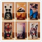 Прибытие Живопись Жесткий Чехол Для Sony Xperia C S39H C2305 Luxury Шаблоны Обложка Телефон Дела PY