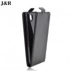 J и R бренд для Alcatel One Touch идола X   OT 6043D 6043D чехол для TCL S960 искусственная кожа чехол откидная крышка телефона сумки 9 цветов в наличии