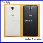 Чехол, для TCL S960 аккумулятор дверь чехол задняя часть зад корпус для TCL идола X   S960   зад камера стекло