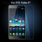 Закаленное Стекло-Экран Протектор Для ZTE Blade X3 X5 X7 X9 L2 L3 Для ZTE Nubia Z7 Z9 Max Мини Закаленное Стекло взрывозащищенные Фильм