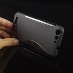 Мягкий S-Line Волны противоскольжения ТПУ Гель Кожа Случае для ZTE лезвие V6/Лезвие D6 X7 Смартфон Защитный Резиновый Матовый крышка