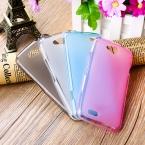 Мягкие TPU Кристалл Телефон Случаях Для ZTE Blade Q lux 4 Г A430 4.5 ''Qlux 4 Г Охватывает антидетонационных Мобильные Телефоны, Аксессуары