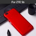 Резиновый чехол для ZTE Blade S6 Q5