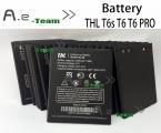 Официальный оригинальный THL T6s аккумулятор новейший большой емкости BL-06 2250 мАч аккумулятор для THL T6 Pro мобильный телефон в наличии   бесплатная доставка