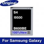 Настоящее оригинальные телефоны аккумулятор B600BE 2600 мАч для Samsung I9500 Galaxy S4 SIV мобильный телефон мобильный телефон литий - литий-ионные аккумуляторы