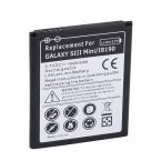 1900 мАч для samsung galaxy s3 мини-батарея аккумулятор мобильного телефона для samsung galaxy s3 mini i8190 i8160
