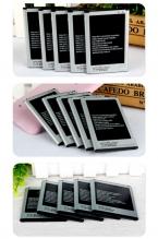 Для Оригинальный СЭМ Galaxy Note 3 Батареи 3200 мАч Высокая Производительность B800BC N9000 N9002 N9005 N9006 N9008w