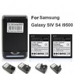 2 x 2800 мАч замена аккумулятор   зарядное устройство для Samsung Galaxy SIV S4 i9500