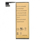 Оригинальный 5S высокая емкость 3.8 В 2680 мАч золото литий-ионный аккумуляторы для iPhone 5S внутренний аккумулятор и 7in1 ремонт инструменты