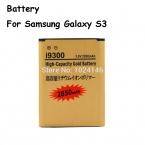 3.8 В 2850 мАч литий-ионная аккумуляторная литий-ионная батарея для Samsung Galaxy S3 S 3 III i9300 с отслеживать нет