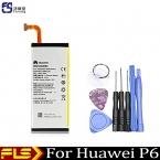Оригинал 2000 мАч HB3742AOEBC 3.7 В Литий-Ионная батарея мобильного телефона для Huawei Ascend P6 Batterie Batterij Bateria   Бесплатные инструменты