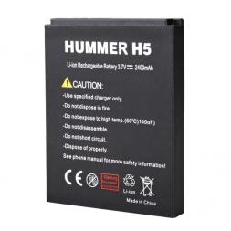 оригинальный Li - Ion 3.7 В 2400 мАч смартфон для HUMMER H5