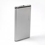 Doshin новый зарядное устройство 5600 мАч портативный металл чехол литий-полимерный аккумулятор внешнее зарядное устройство Powerbank для всех телефонов