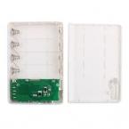 Горячий продавать USB 5 В 2A 18650 Power Bank Батарейный блок Зарядное Устройство Для Смартфона для iphone
