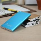 Внешняя Батарея банк мощность 5600 мАч Большой емкости Ультра-тонкий Универсальный Мобильный Powerbank Зарядное устройство Для всех мобильных телефонов
