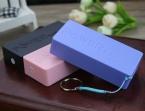 новый портативное зарядное устройство зарядное устройство мобильный USB внешняя батарея powerbank 5600 мАч каррегадор де bateria portátil для всех телефонов