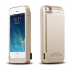 4200 мАч для iPhone 5 5S Назад Клип Батареи Внешний аккумулятор Беспроводной зарядки Случай Питания USB можно заряжать два мобильных телефонов