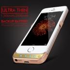 GOESTIME 2400 мАч Литий-Ионный Аккумулятор Power Bank Крышки Случая Случай Резервного Копирования Дело Зарядное устройство для iPhone 5 5s SE Power Bank крышка