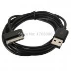 Идеальный 2 м USB синхронизации данных гибкий кабель зарядного устройства для Samsung Galaxy Tab 2 10.1 GT-P1000 P5100 P5110 P5113 P3100 P3110 P6800 N8000