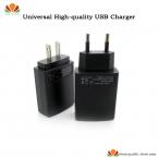 Качество AC/DC адаптер зарядное устройство для мобильного телефона USB Зарядное Устройство Высокой Мощности 2А быстрая зарядка для Apple, Samsung смартфонов iPad Tablet IC