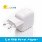 2.4A Быстрой Зарядки 12 Вт USB Power Adapter Зарядное Устройство для iPhone 5S 6 Плюс iPad Мини Воздуха Samsung Телефона и Планшета для евро