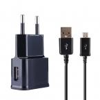 Зарядка Адаптер   Micro USB Кабель для Samsung Galaxy s7 края и S3 S4 S6 A5 A7 J5 серийный Зарядное Устройство ЕС 2А 5 В Разъем Гарантия Качества