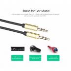 Кабель аудио 3.5 мм до 3.5 мм мужчины к мужчине удлинитель окс кабель для car/headphone/PM4/PM3