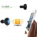 Мода мини-гарнитура Bluetooth наушники беспроводные наушники мини-вкладыши наушник auriculares handfree вызов слушать музыку бесплатная доставка
