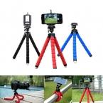 Держатель-кронштейн для мобильного телефона, камеры с гобкими ножками осминожками.