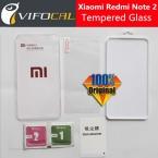 Для Xiaomi Редми Примечание 2 Закаленное Стекло 100 percent   Взрыв-Доказательство Защитная Пленка Для Xiaomi Редми Примечание 2 премьер-Телефон