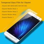 Премиум закаленное стекло фильм протектор для Xiaomi Mi5 редми примечание 3 Hongmi примечание 2 редми 3 Mi3 Mi4 M4 Mi4S Mi4C ир2 9 H фильм