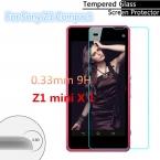 0.3 мм 2.5D Для Sony Xperia Z1 Mini Compact M51W Премиум Закаленное Стекло Anti-shatter Взрывозащищенный Протектор Экрана