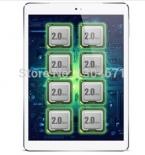 куб обсуждение 9X U65GT MT8392 Octa ядро 2.0 ГГц планшет PC 9.7 дюймов 3 г телефонный звонок 2048 x 1536 IPS 8.0MP камера 2 ГБ / 32 ГБ Android 4.4