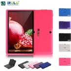 iRULU eXpro X1s 7 дюймовый андроид 4.4 планшет ПК четырехъядерный процессор 8ГБ 1024 * 600 HD 0.3МП с клавиатурой   новый горячая распродажа