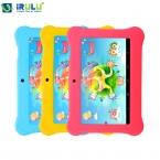"""Irulu ребенка площадку 7 """" планшет пк для ребенка четырехъядерный процессор камера андроид 4.4 8 ГБ дети образовании-бесплатная игры узнать расти горячая распродажа"""