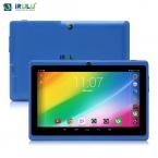 Irulu eXpro 7 '' планшет PC16GB ROM четырехъядерные процессоры две камеры 3 г внешний  новый высокое качество дешевые планшет с Плоский кронштейн