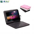 """Irulu X1 9 """" планшет пк четырехъядерный процессор андроид 4.4 планшет шт. WIFI wi-fi-камера 8 ГБ поддержки ROM Google играть app-бесплатная клавиатура горячая распродажа"""
